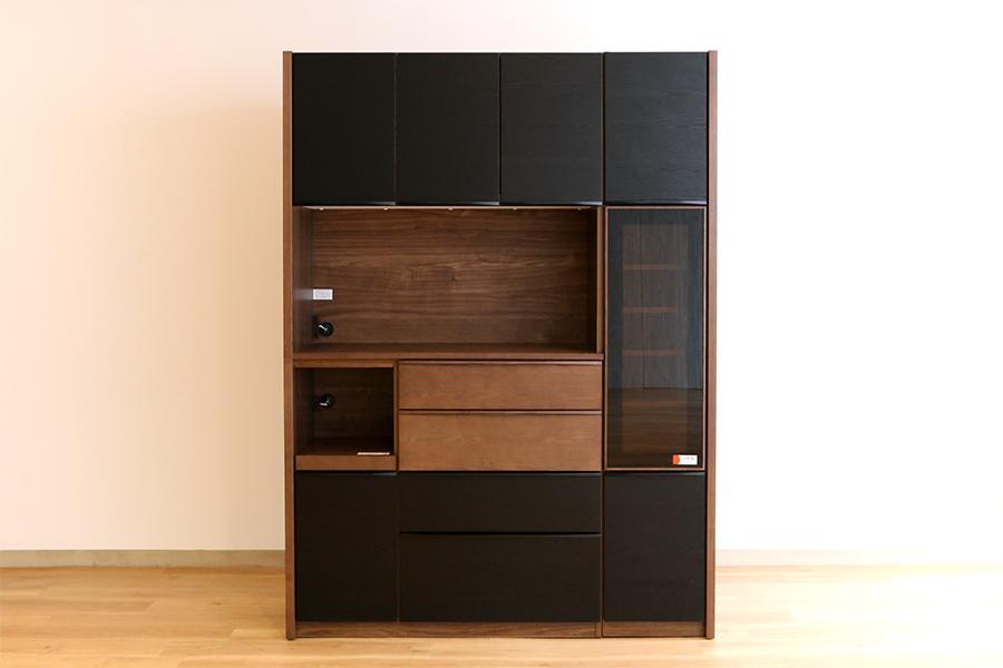 キッチンボード 黒 ブラック 商品画像
