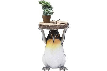 KARE(カレ) 80621 Side Table Animal Mr. Penguin Ø33cm  サイドテーブル