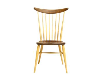 W552K comb back side chair ダイニングチェア