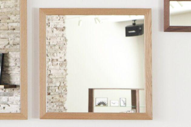 ORLO ウォールミラー [ HIRASHIMA ] W630×H630mm