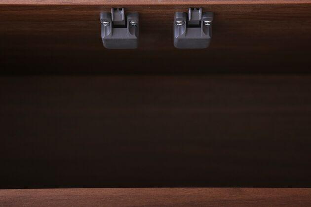LUCIDO(ルシード)120/105オープンダイニングボード ウォールナット色