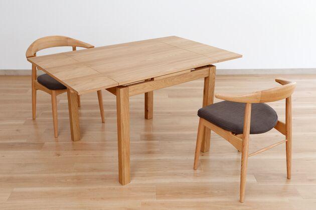 COMODO(コモド) 伸長式ダイニングテーブル