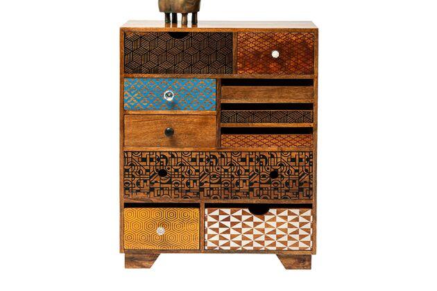 KARE(カレ)80188 Dresser Soleil 10Drw. リビングボード