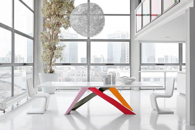 BONALDO(ボナルド) Big Table ダイニングテーブル タイプA