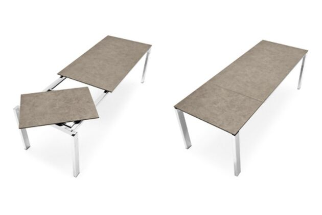BARON 伸長式 ダイニングテーブル(セラミック)