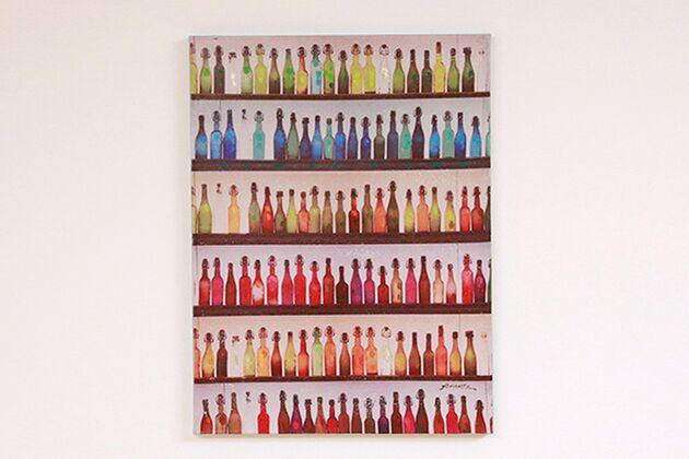 ボトル 60×80cm