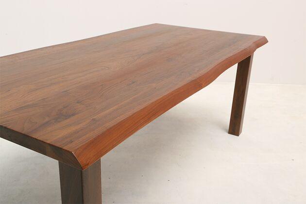 MEISTER(マイスター)ダイニングテーブル 天板厚:38mm ウォールナット
