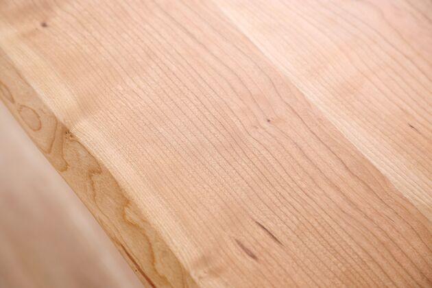 at will(アットウィル)ダイニングテーブル(耳付き)[200×90×72cm] ブラックチェリー天板