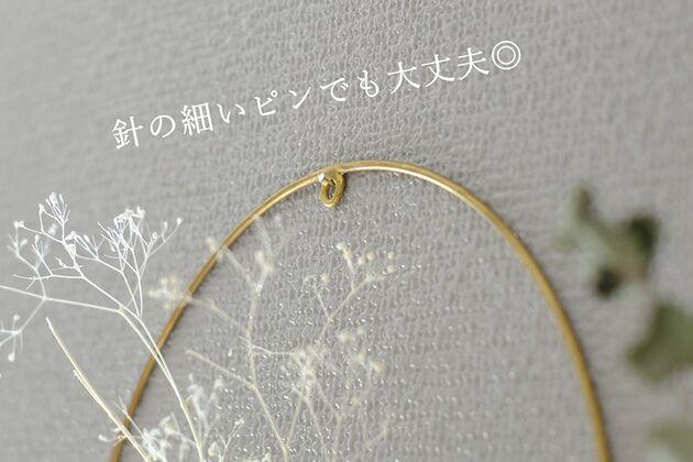 PIKE (ピケ) wall brass vase (ウォールブラスベース) DIAMOND