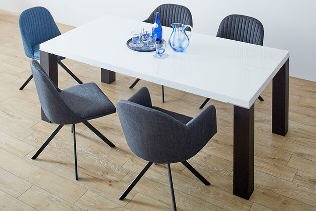 ダイニングテーブル 1枚目画像 天板:RW/脚:UG