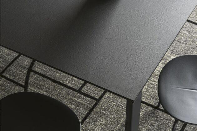 Calligaris (カリガリス) Duca (デュッカ) 伸長式 ダイニングテーブル 天板:P510(廃盤・完売) 脚:P16