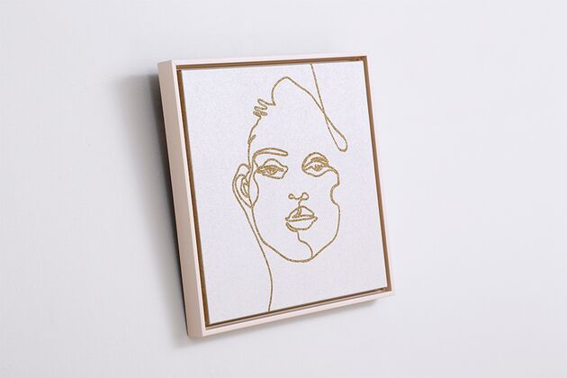 Line Art GD 40×40cm
