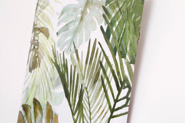 Leaves 80×60cm