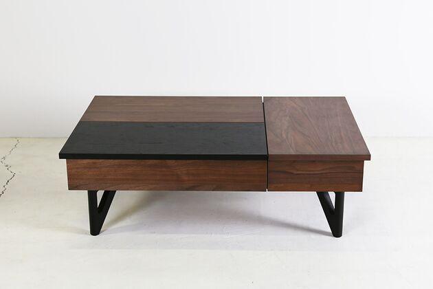 L-DUE(エル-デュエ)ローテーブル
