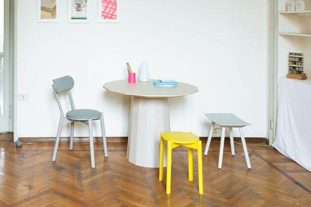ダイニングテーブル 950サイズ/ドット