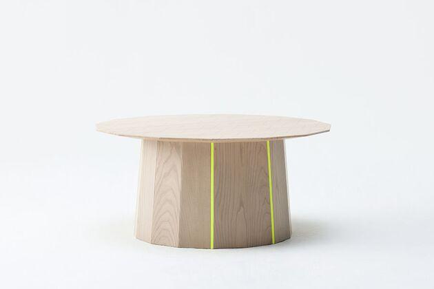 KARIMOKU NEW STANDARD (カリモクニュースタンダード) COLOUR WOODローテーブル プレーンウッド