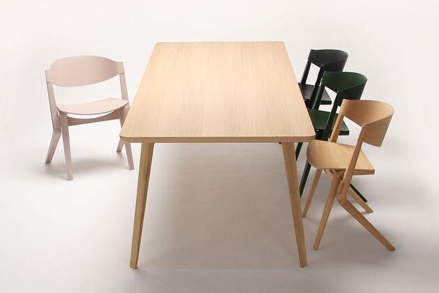 KARIMOKU NEW STANDARD (カリモクニュースタンダード) SCOUTダイニングテーブル サイズ:2400mm