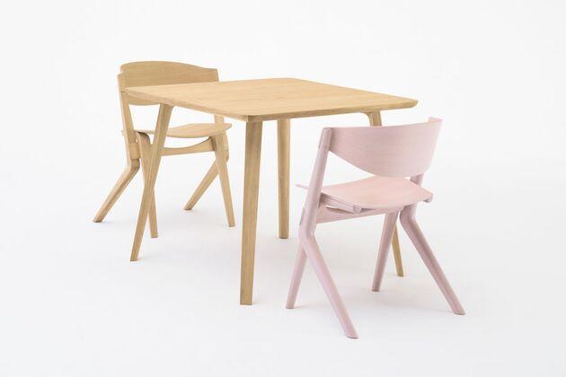 KARIMOKU NEW STANDARD (カリモクニュースタンダード) SCOUTダイニングテーブル サイズ:900mm