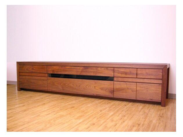 厳選木材のテレビボード 1枚目画像 ウォールナット